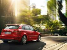 Der Audi A3 Sportback e-tron – sparsam und ganz leise
