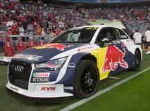 Einmal gegen einen Profirennfahrer antreten? – #SuperQ beim #AudiCup (Anzeige)
