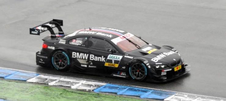 Der Dritte in der Saison ist Bruno Spengler im BMW M3 DTM, Team Schnitzer