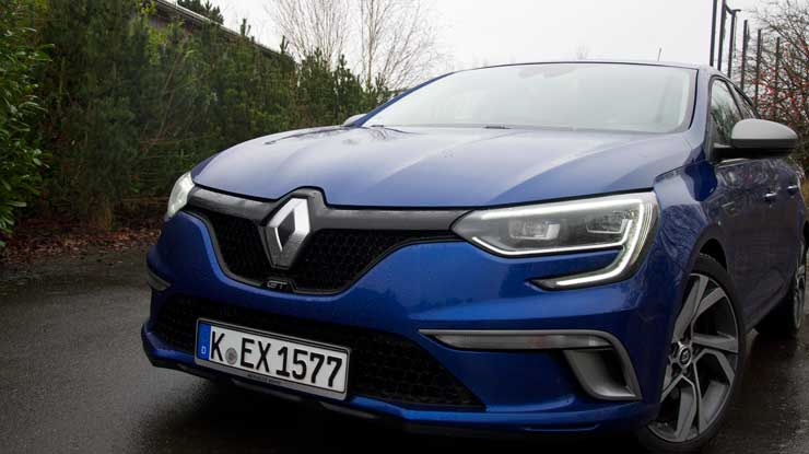 Der neue Renault Mégane – Viel hilft viel