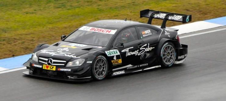 Roberto Merhi wurde im THOMAS SABO DTM Mercedes AMG C-Coupe Fünzehnter