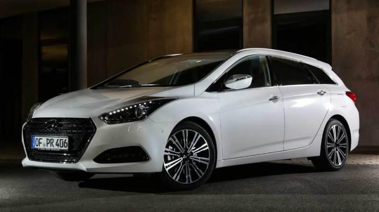 Unterwegs mit dem neuen Hyundai i40 Kombi