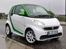 Mein Ausflug mit dem Smart electric drive
