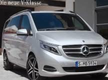 Was steckt in der neuen V-Klasse von Mercedes