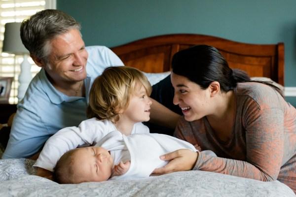 Mukoviszidose Familie