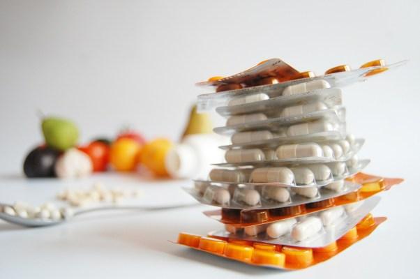 ADEK-Vitaminpräparat bei Mukoviszidose