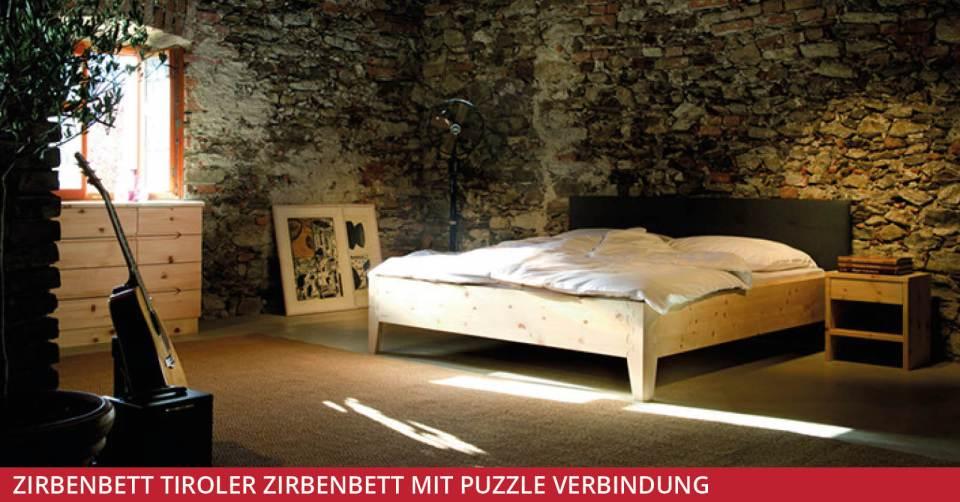 Zirbenholz Zirbenbett Georg Niebler Der Naturschlafexperte