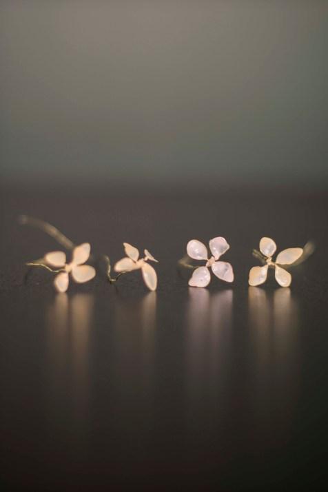 Nagellackblumen DIY 5