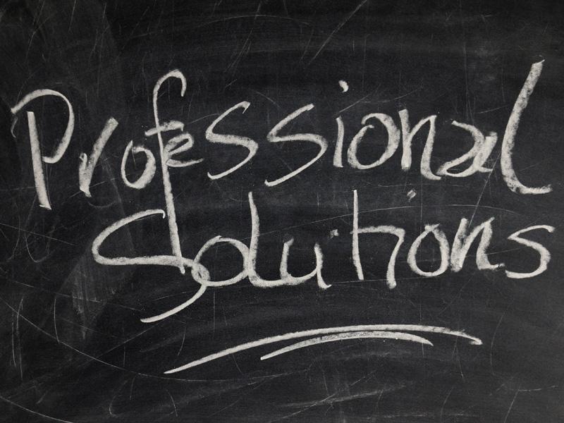 Wir brauchen Lösungen und keiner Probleme
