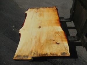 Tischplatte nach mass Kastanie B-00211