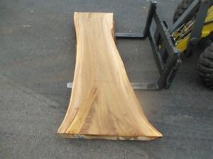 Tischplatte nach mass Ulme B-00217