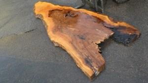 Tischplatte nach mass Laubholz B-00299