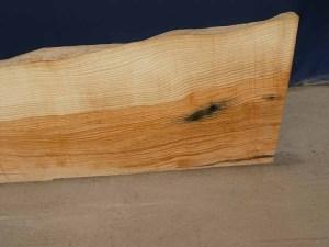Tischplatte aus Massivholz Esche C/W 064