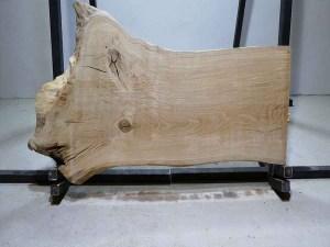 Tischplatte aus Massivholz Eiche C/W 082