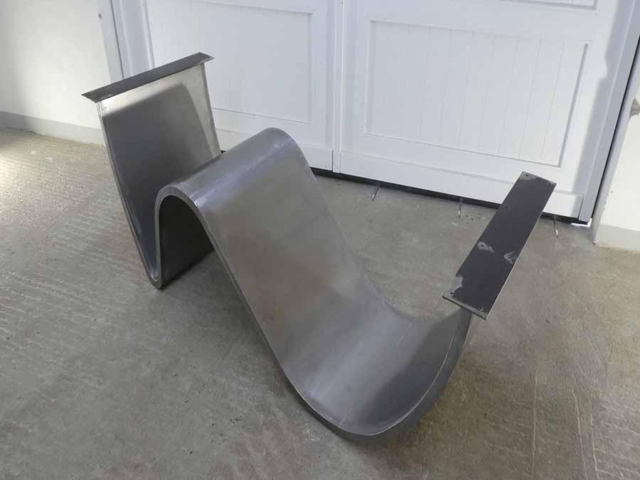 Untergestell aus Stahl
