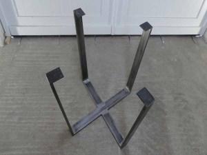 Untergestell aus Stahl RB 40