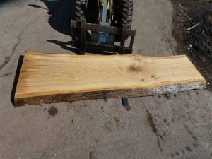 Tischplatten nach Mass Eiche G-00168