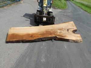 Tischplatten nach Mass Eiche G-00265