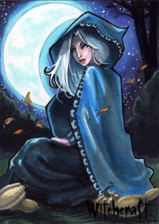 Witchcraft AP by Stacey Kardash.