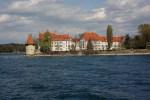 Aus dem Fotoarchiv (15) – Pulverturm (Lindau) von der Seeseite aus