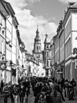 The Weekend in Black and White (05/2019) - Heidelberg with Orthon effect