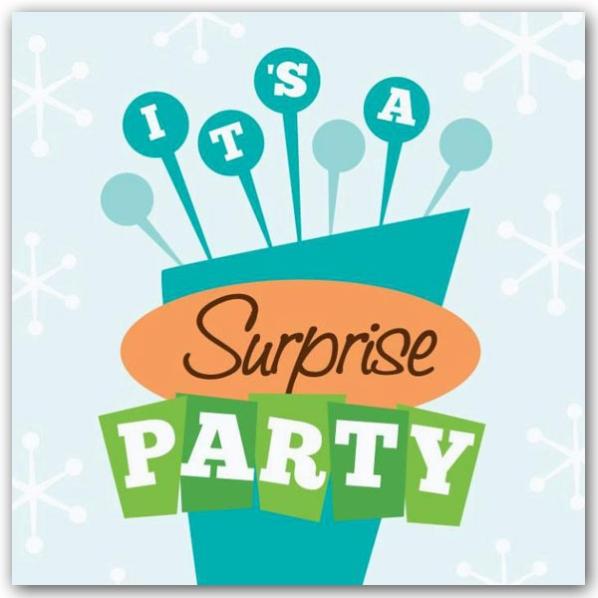 Fahmi's Surprise Party That Was Not So Surprised