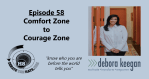 Episode 58 Derate the Hate podcast with Debora Keegan
