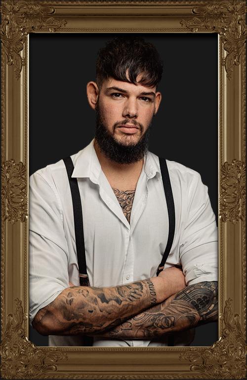 Dominic Geurts der barber siegburg