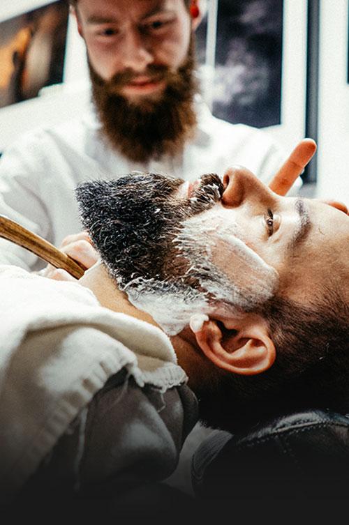 Bartschnitt und Rasur der Barber Siegburg