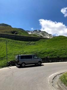 Comer See, 2019, Alpenüberquerung