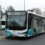 66 MAN Hybridbusse für die RSVG