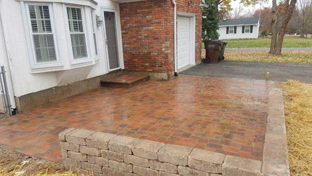 paver patios in louisville ky and