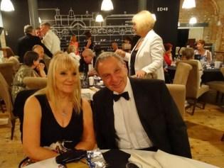 Geraldine and Hugh