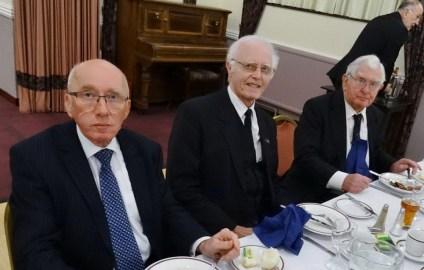 Peter, Bill and Denzil