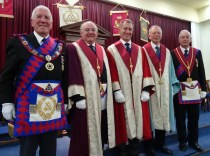 New Principals with the DGS