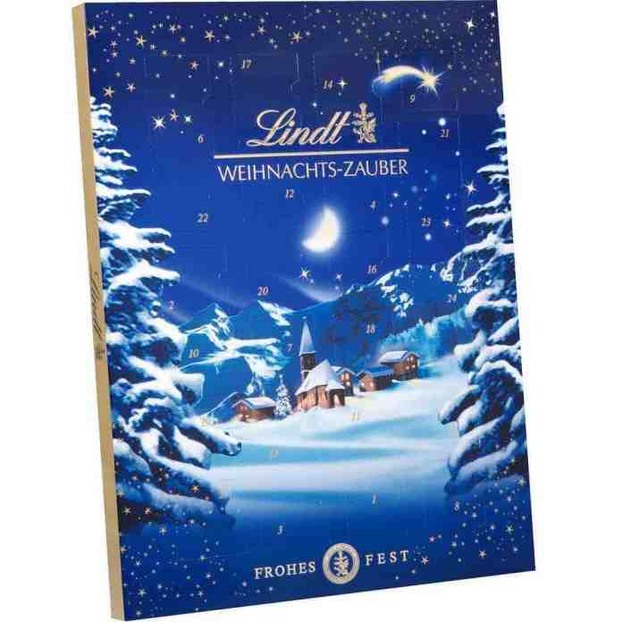 Adventskalender Lindt