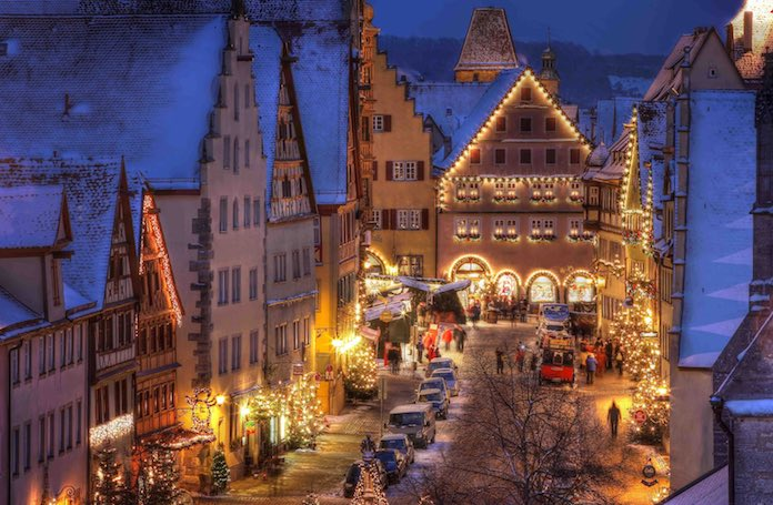 Rothenburg Tourismus/Willi Pfitzinger
