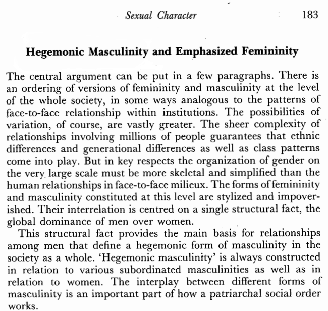 "Die Recherche: ""Toxic Masculinity"""