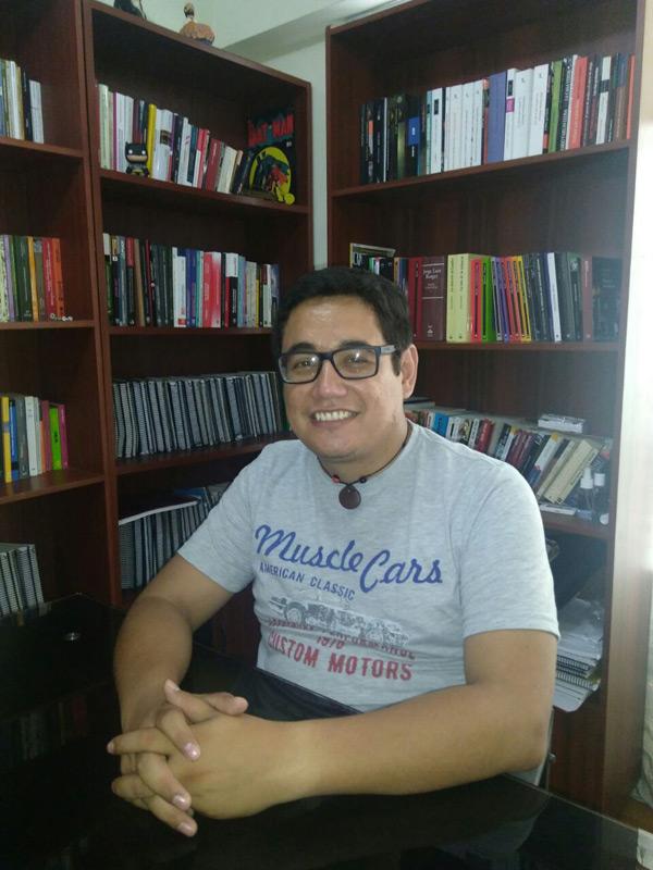 Daniel Quiñonez Oré