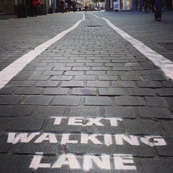 walking_lane_for_text_addicts_in_belgium-26866