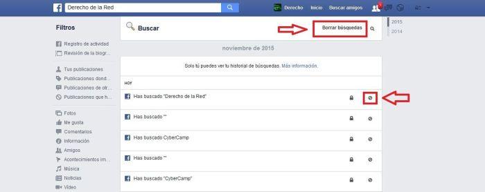 Historial - facebook2