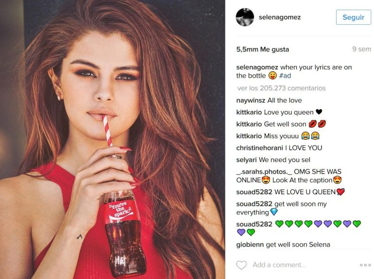 SelenaGomez-Instagram