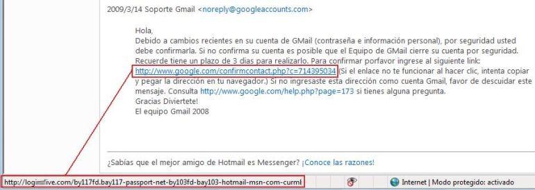 phishing-gmail-español