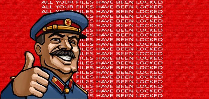 StalinLocker: el malware que elimina tus archivos a menos que ingreses el código correcto