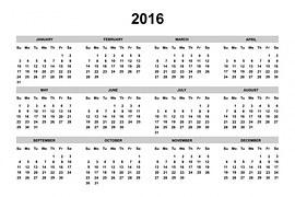 calendario -prescripcion
