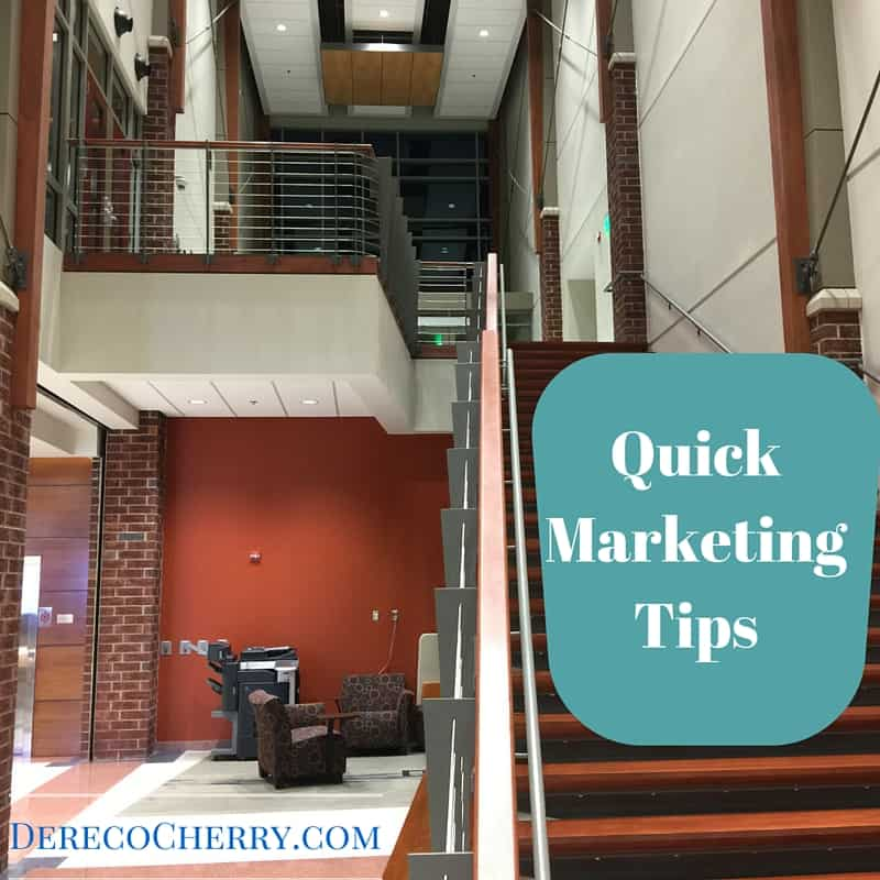 Improve Your Business With These Quick Marketing Tips