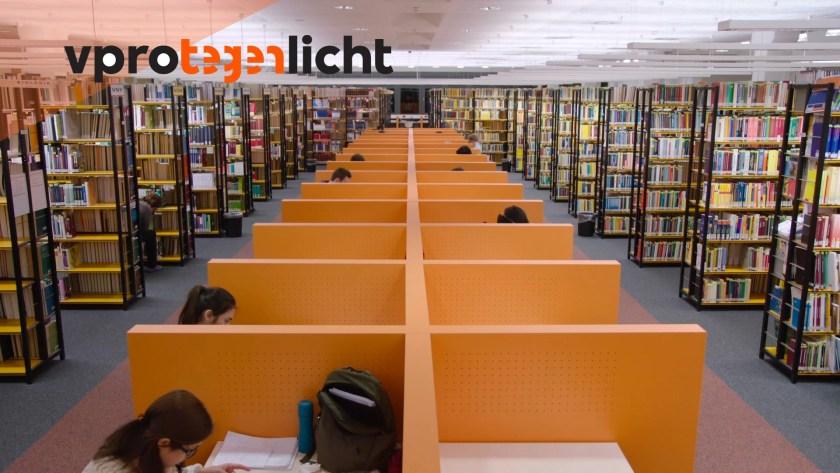 De Slimme Universiteit VPRO Tegenlicht Den Haag Meetup