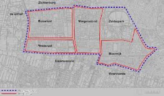 Den Haag Zuid West Moerwijk regio deal MRDH Miljoenen voor Moerwijk en de rest van Den Haag Zuidwest