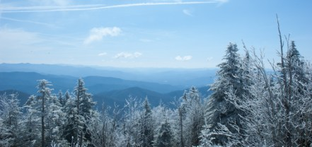 Clingmans Dome Great, Smoky Mountains - Más información en este blog: http://ow.ly/N3a7I