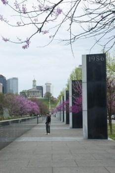 Nashville Parque Capitolio memorial